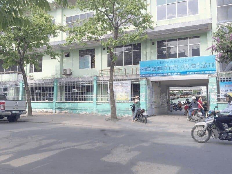 Đại học Công nghiệp Kỹ thuật Cần Thơ