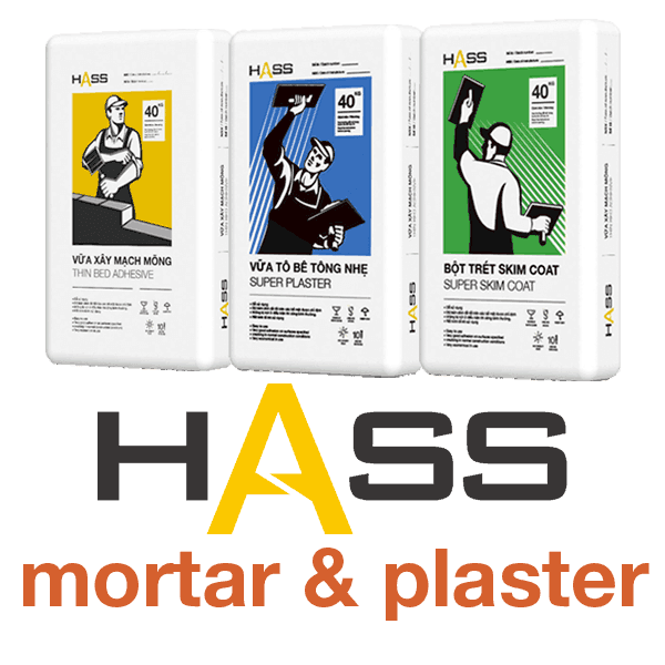 Hass mortar & plaster
