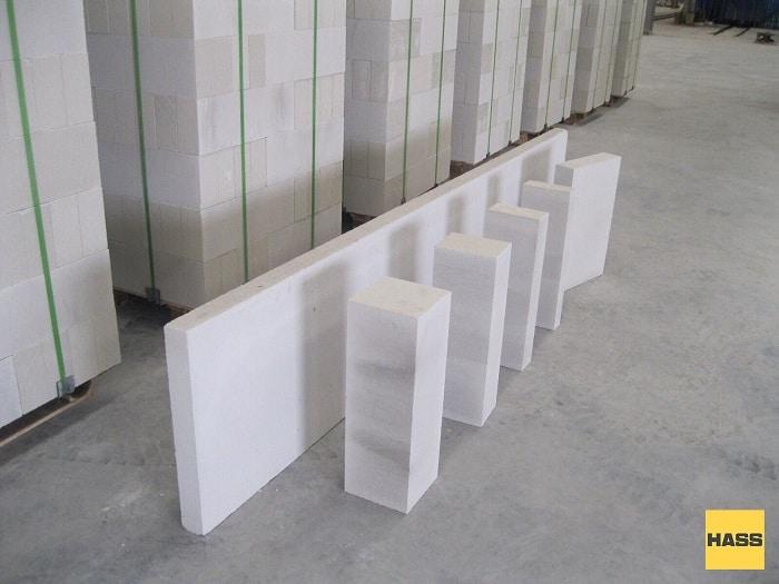 Gạch block với các kích thước khác nhau