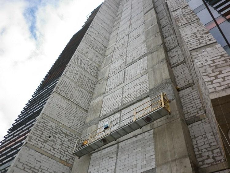 Gạch siêu nhẹ không nung được sử dụng phổ biến trong các công trình xây dựng