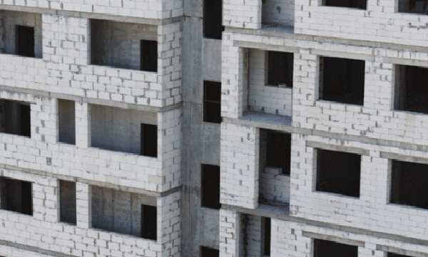 Gạch không nung được ưu tiên sử dụng tại hầu hết công trình hiện nay