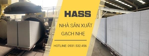 Hass-Là môt trong những cơ sở kinh-doanh gạch không nung chất lượng tại TP Hồ Chí Minh