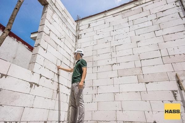 Gạch xây nhà siêu nhẹ là sự lựa chọn của nhiều khách hàng cho công trình của mình