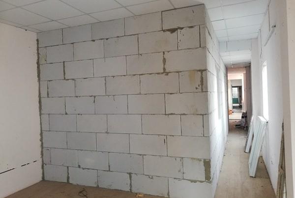 Gạch siêu nhẹ được chọn để xây dựng các công trình xây dựng