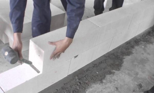 Kích thước của gạch nhẹ có thể được điều chỉnh theo yêu cầu