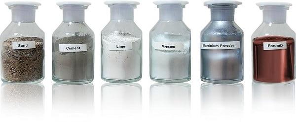 Nguyên liệu sản xuất gạch không nung