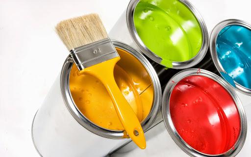 Bạn chỉ cần lựa chọn loại sơn có giá mềm là được