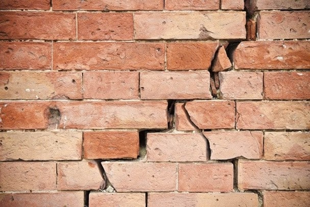 Nguyên nhân sâu xa của hiện tượng nứt tường