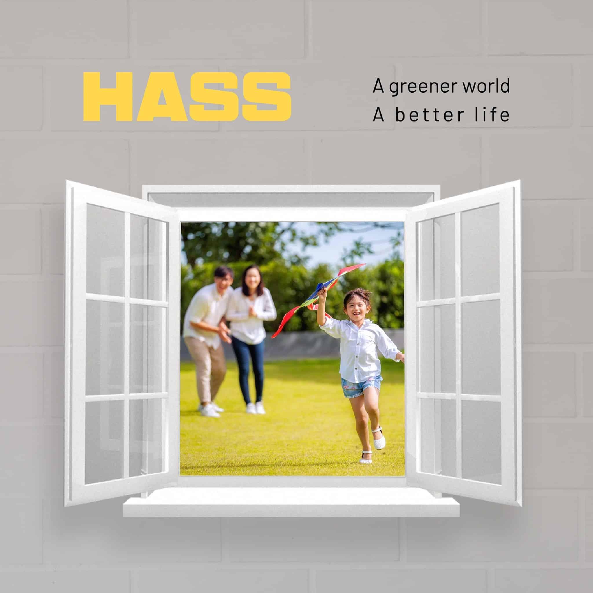 HASS mang lại không gian sống yên tĩnh cho gia đình bạn